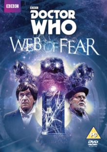 Doctor Who: The Web of Fear, DVD  DVD