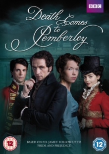 Death Comes to Pemberley, DVD  DVD