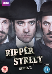 Ripper Street: Series 2, DVD  DVD