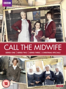 Call the Midwife: Series 1-3, DVD  DVD