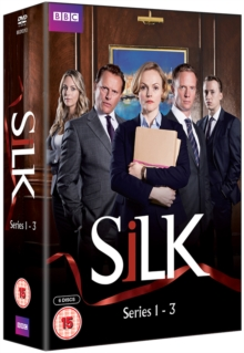 Silk: Series 1-3, DVD  DVD