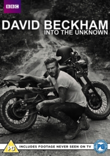 David Beckham Into the Unknown, DVD  DVD