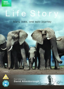 David Attenborough: Life Story, DVD  DVD