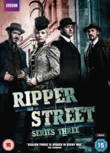 Ripper Street: Series 3, DVD  DVD