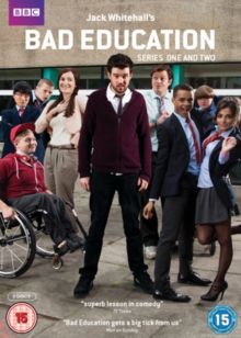 Bad Education: Series 1 and 2, DVD  DVD