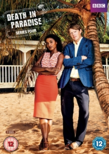 Death in Paradise: Series Four, DVD DVD