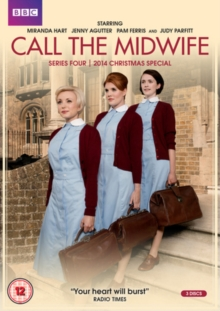 Call the Midwife: Series Four, DVD DVD