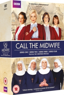 Call the Midwife: Series 1-4, DVD  DVD