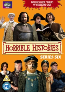 Horrible Histories: Series 6, DVD  DVD