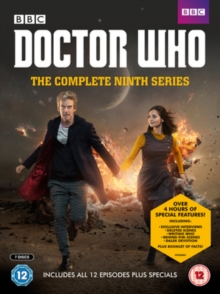 Doctor Who: The Complete Ninth Series, DVD DVD