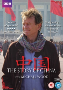 The Story of China With Michael Wood, DVD DVD