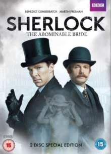 Sherlock: The Abominable Bride, DVD  DVD