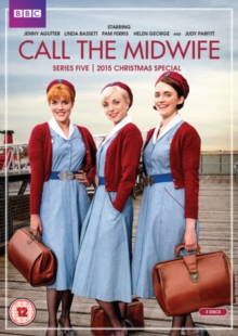 Call the Midwife: Series 5, DVD DVD