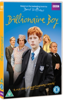 Billionaire Boy, DVD DVD