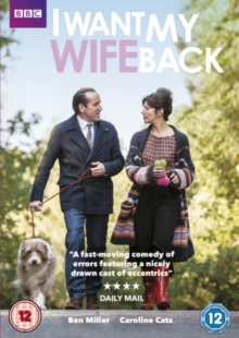 I Want My Wife Back, DVD DVD