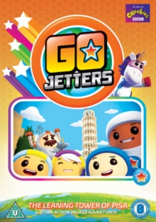 Go Jetters: The Leaning Tower of Pisa and Other Adventures, DVD DVD