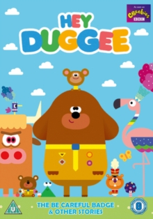 Hey Duggee: The Be Careful Badge and Other Stories, DVD DVD