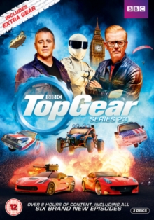 Top Gear: Series 23, DVD DVD