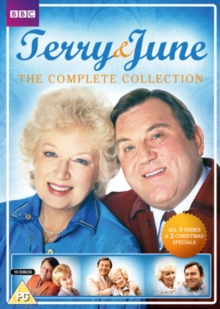 Terry and June: The Complete Collection, DVD DVD