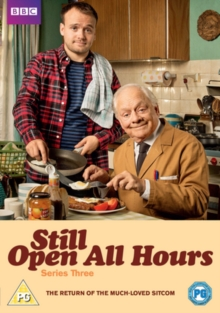 Still Open All Hours: Series Three, DVD DVD