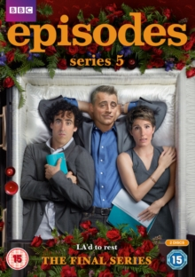 Episodes: Series 5 - The Final Series, DVD DVD