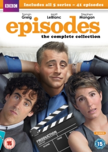 Episodes: The Complete Collection, DVD DVD