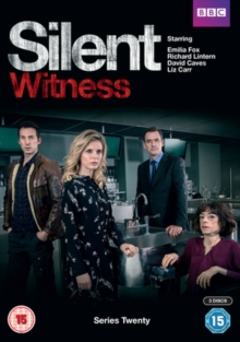 Silent Witness: Series 20, DVD DVD