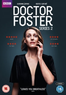 Doctor Foster: Series 2, DVD DVD