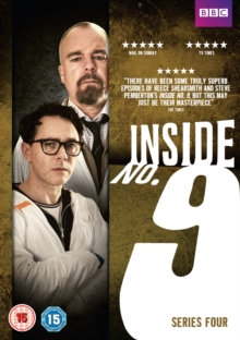 Inside No. 9: Series Four, DVD DVD