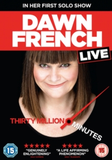 Dawn French: Live - Thirty Million Minutes, DVD DVD