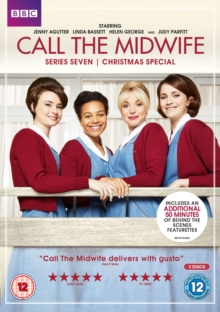 Call the Midwife: Series Seven, DVD DVD