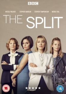 The Split, DVD DVD