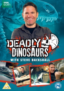 Deadly Dinosaurs With Steve Backshall, DVD DVD