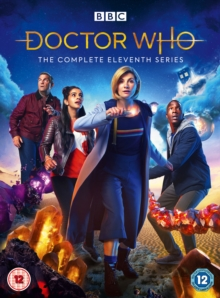 Doctor Who: The Complete Eleventh Series, DVD DVD