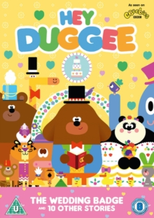 Hey Duggee: The Wedding Badge and Other Stories, DVD DVD