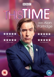 This Time With Alan Partridge, DVD DVD