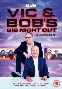 Vic and Bob's Big Night Out: Series 1, DVD DVD