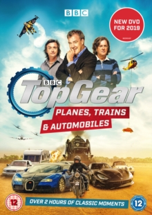 Top Gear: Planes, Trains & Automobiles, DVD DVD