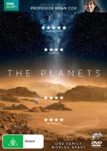 The Planets, DVD DVD