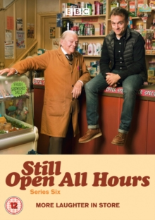 Still Open All Hours: Series Six, DVD DVD