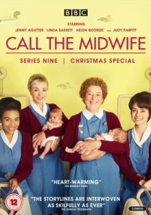 Call the Midwife: Series Nine, DVD DVD