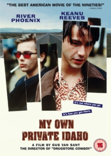 My Own Private Idaho, DVD  DVD