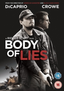 Body of Lies, DVD  DVD