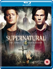 Supernatural: The Complete Fourth Season, Blu-ray  BluRay
