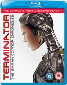 Terminator - The Sarah Connor Chronicles: Seasons 1 and 2, Blu-ray  BluRay
