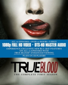 True Blood: The Complete First Season, Blu-ray BluRay