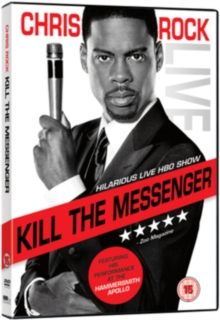 Chris Rock: Kill the Messenger, DVD  DVD