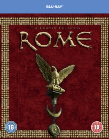 Rome: The Complete Collection, Blu-ray BluRay
