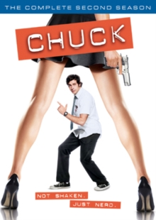 Chuck: The Complete Second Season, DVD  DVD