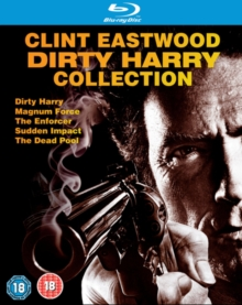 Dirty Harry Collection, Blu-ray  BluRay